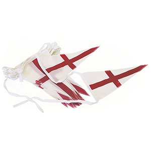 ST GEORGE'S CROSS BUNTING