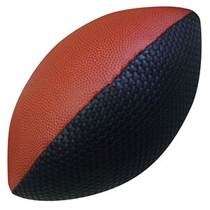 SOFT TEXTURED RUGBY BALL