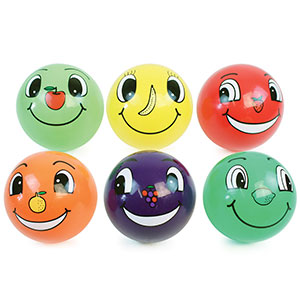 SCENTED FRUIT FACE BALLS