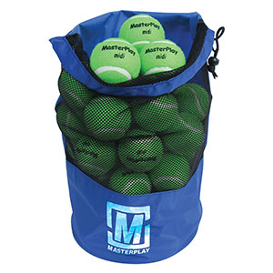 MASTERPLAY MINI TENNIS GREEN TENNIS BALL