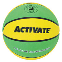 ACTIVATE CELLULAR BASKETBALL