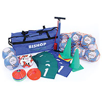 FOOTBALL COACHING KIT