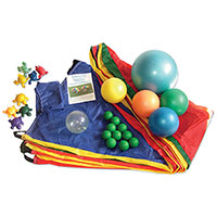 PARACHUTE GAMES PACK