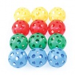 Colour: MIXED,  Pack Quantity: SET OF 12,  Size: 62MM