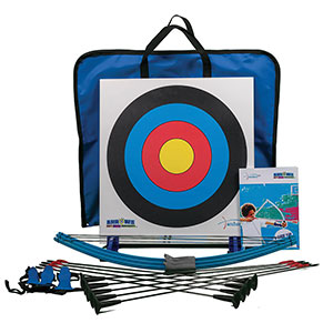 ARROWS ARCHERY THREE BOW TASTER PACK