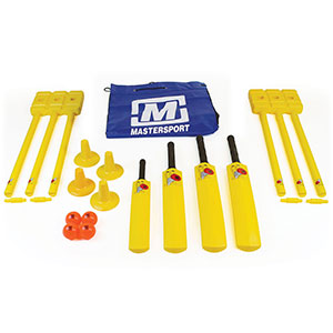 MASTERPLAY MIDI CRICKET CLASS SET