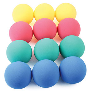 SOFT SPONGE FOAM BALL