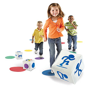 READY, SET, MOVE ACTIVITY SET
