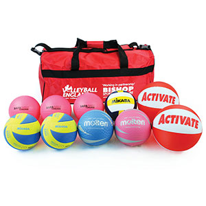 VOLLEYBALL INTRODUCTORY KIT