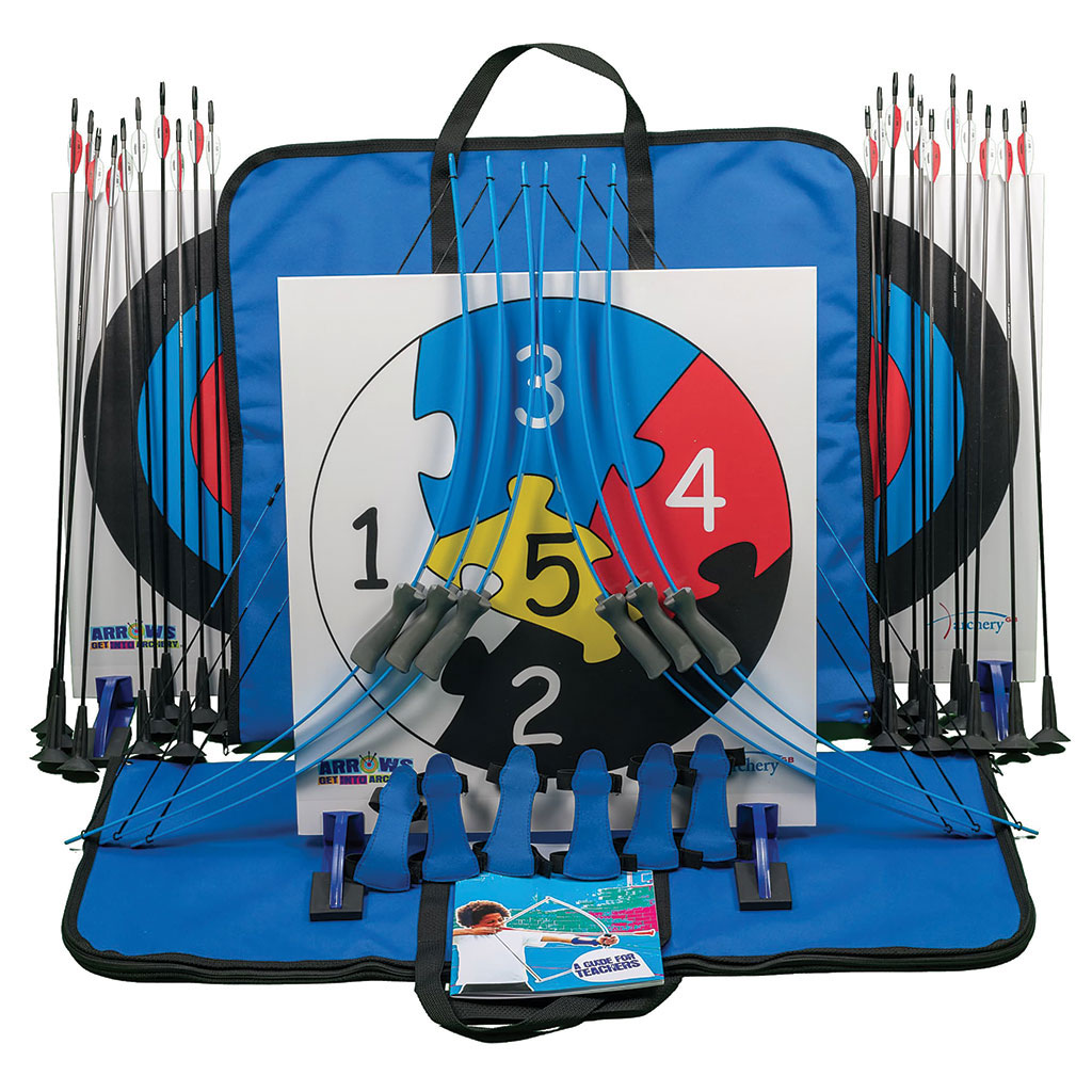 ARROWS ARCHERY SIX BOW PACK