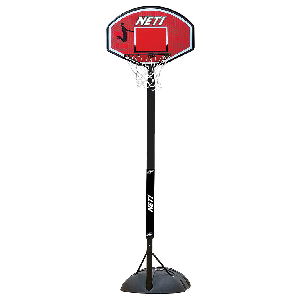 NET1 XPLODE PORTABLE BASKETBALL SYSTEM
