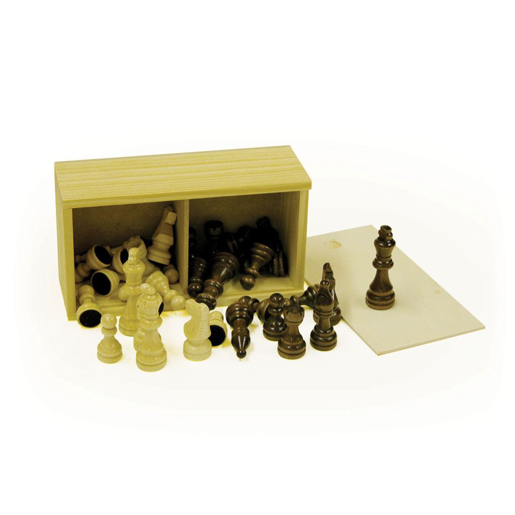 CHESS PIECE SET