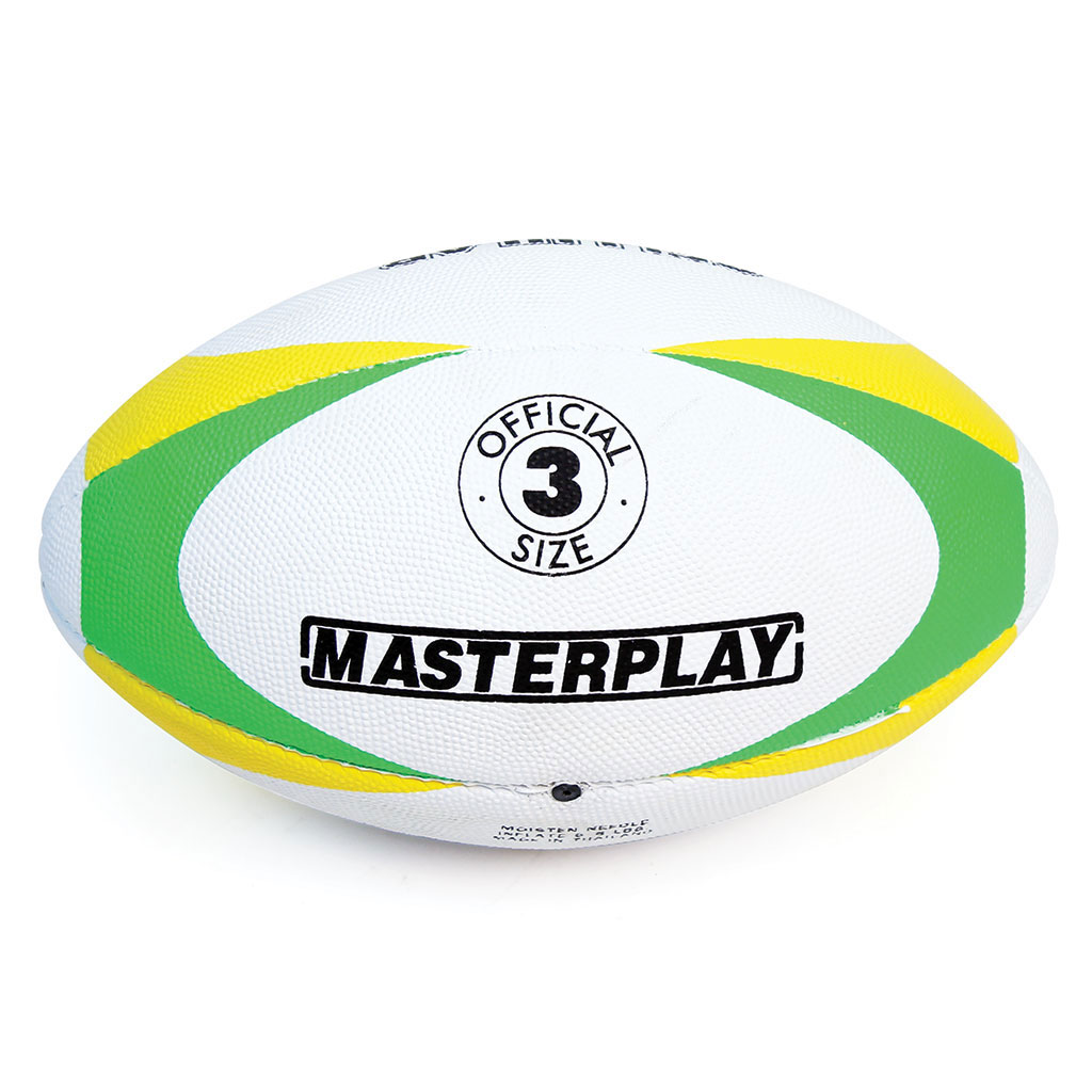 MASTERPLAY CELLULAR RUGBY BALL