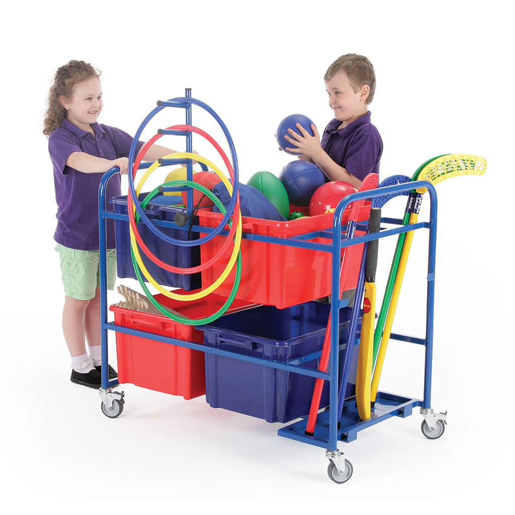 STANDARD EQUIPMENT TROLLEY