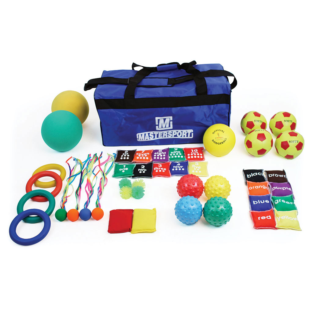 THROWING AND CATCHING SKILLS KIT