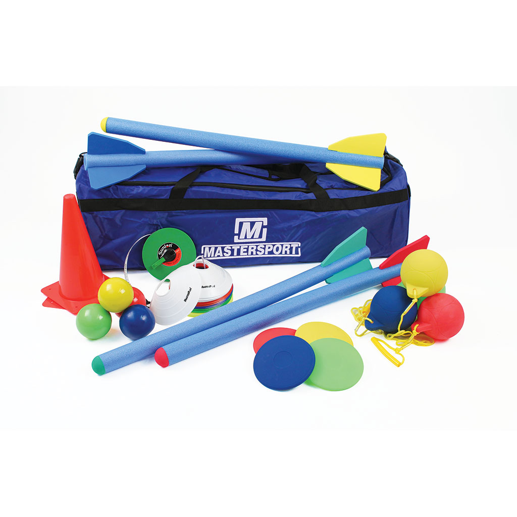 PLAYSPORT THROWING KIT - DELUXE SET