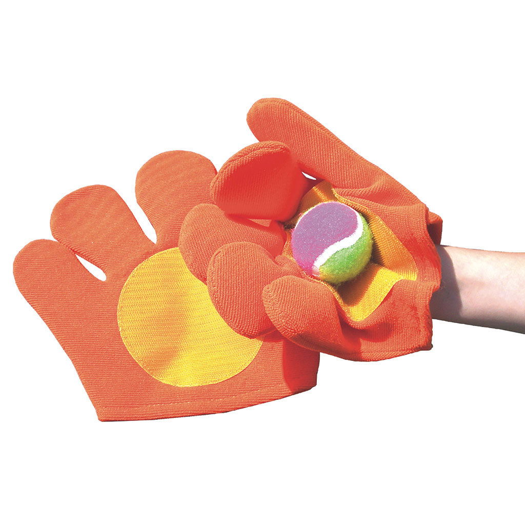 HOOK AND LOOP GLOVE SET