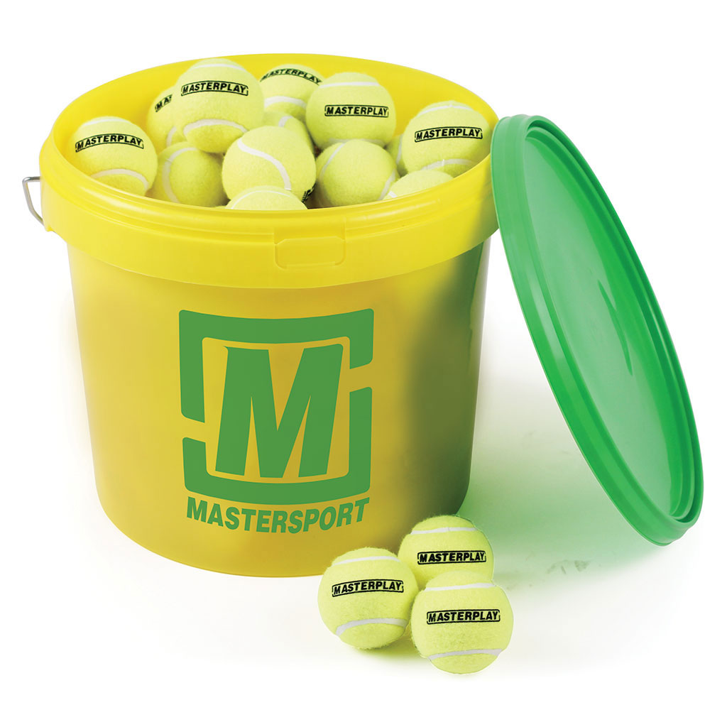 MASTERPLAY LOW COMPRESSION TENNIS BALL