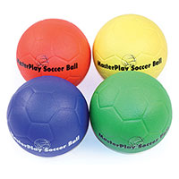 MASTERPLAY PUSKIN SOCCER BALL